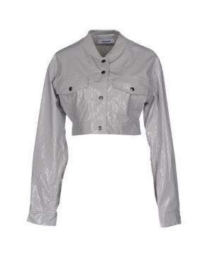 Куртка MARIOS. Цвет: светло-серый