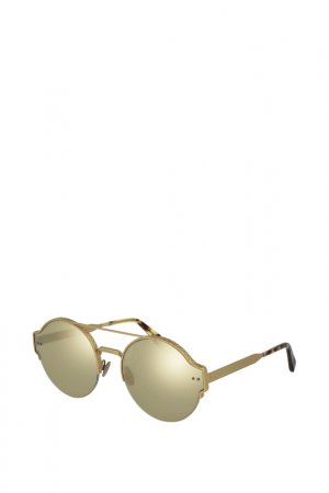 Очки солнцезащитные Bottega Veneta. Цвет: 006