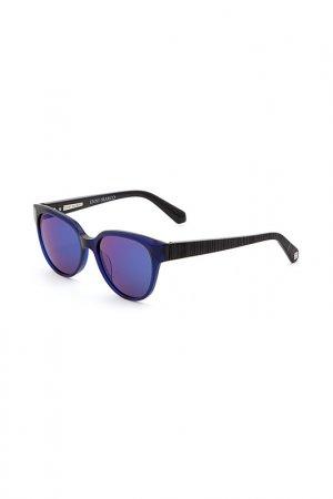 Очки солнцезащитные Enni Marco. Цвет: темно-синий, серый