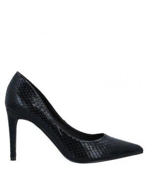 Туфли CAFèNOIR. Цвет: черный