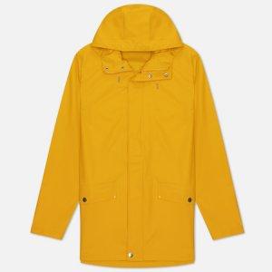 Мужская куртка дождевик Moss Rain Helly Hansen. Цвет: жёлтый