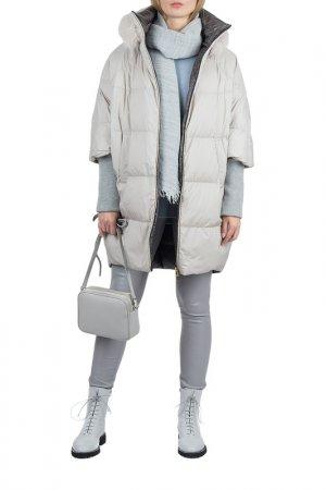 Куртка Herno. Цвет: серый