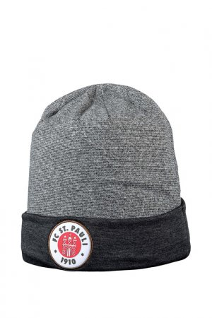 Шапка IOF CGI Fleece Beanie Under Armour. Цвет: черный