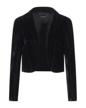 Пиджак BOTONDI MILANO. Цвет: черный