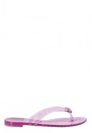 Сланцы CASADEI. Цвет: фиолетовый