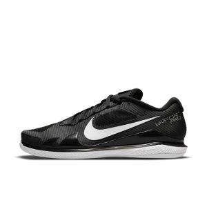 Мужские теннисные кроссовки для ковровых покрытий Court Air Zoom Vapor Pro - Черный Nike