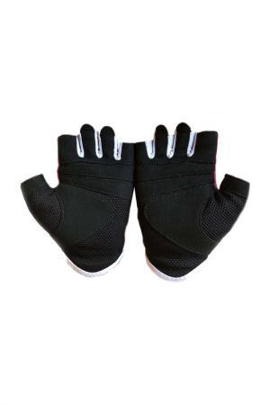 Перчатки для фитнеса, onerun. Цвет: черный, розовый, белый