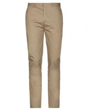 Повседневные брюки LIBERTINE-LIBERTINE. Цвет: хаки