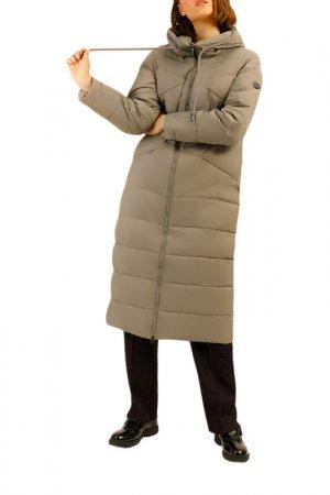 Пальто Finn Flare. Цвет: 602 toffy