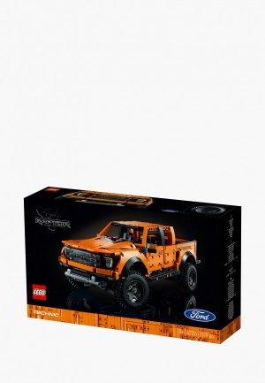 Конструктор LEGO Ford® F-150. Цвет: оранжевый