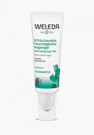 Гель для кожи вокруг глаз Weleda контура глаз, 10 мл. Цвет: прозрачный