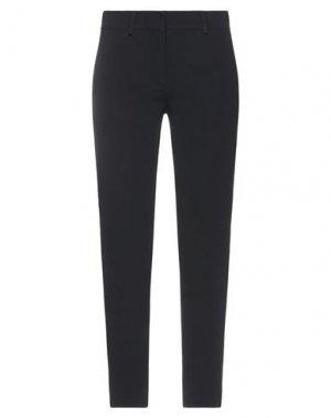 Повседневные брюки ATOS LOMBARDINI. Цвет: черный