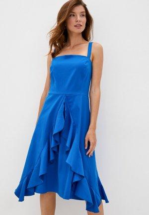Платье Lolita Shonidi Lola. Цвет: синий