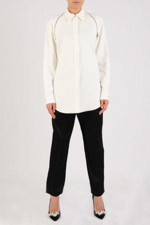 Рубашка Alexander Wang. Цвет: белый