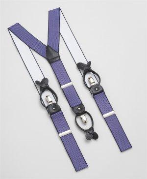 Подтяжки HENDERSON. Цвет: фиолетовый