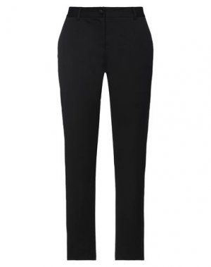 Повседневные брюки DOLCE & GABBANA. Цвет: черный