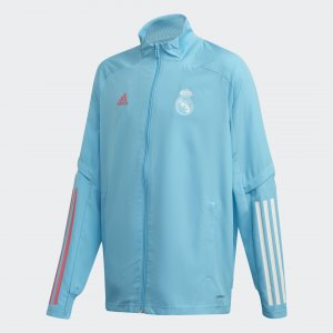 Парадная куртка Реал Мадрид Performance adidas. Цвет: none