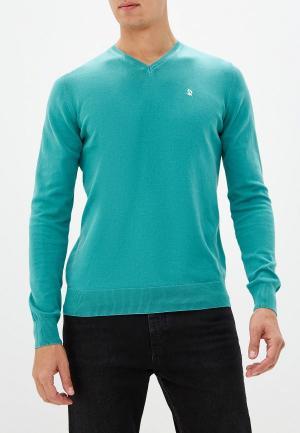 Пуловер Giorgio Di Mare. Цвет: зеленый