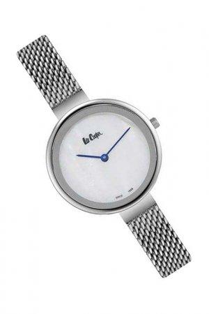 Наручные часы Lee cooper. Цвет: перламутровый, белый