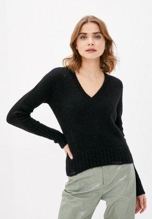 Пуловер Alpha Studio. Цвет: черный
