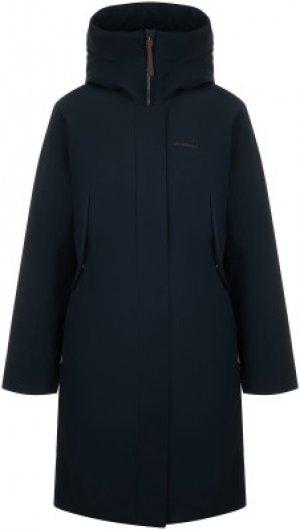 Куртка утепленная женская , размер 50 Merrell. Цвет: синий