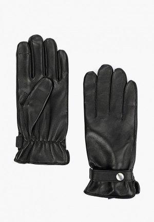 Перчатки Ecco GLOVES. Цвет: черный