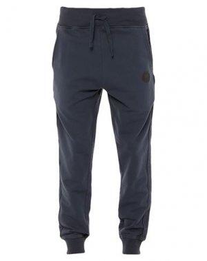Повседневные брюки HYDROGEN. Цвет: темно-синий