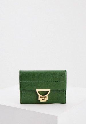 Кошелек Coccinelle ARLETTIS. Цвет: зеленый