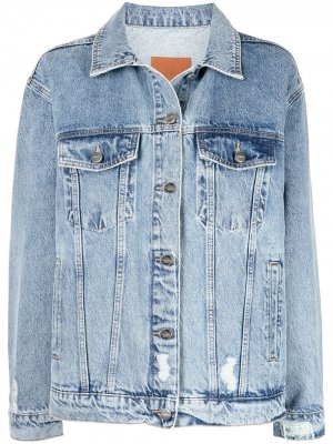 Джинсовая куртка Rory ANINE BING. Цвет: синий