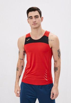 Майка спортивная Joma ELITE IV. Цвет: красный