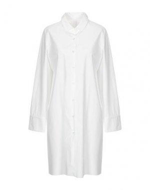 Короткое платье JNBY. Цвет: белый