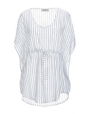 Блузка BIONEUMA NATURAL FASHION. Цвет: белый