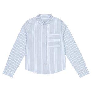 Рубашка LaRedoute. Цвет: другие