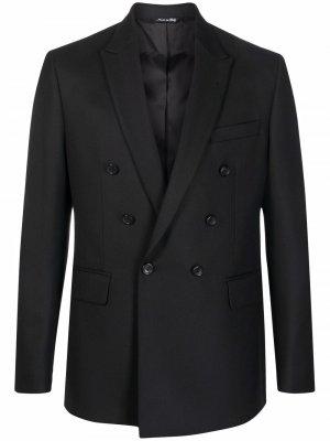 Однобортный пиджак Reveres 1949. Цвет: черный