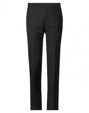 Повседневные брюки BOSS HUGO. Цвет: свинцово-серый
