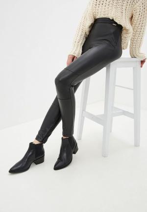 Леггинсы Guess Jeans. Цвет: черный