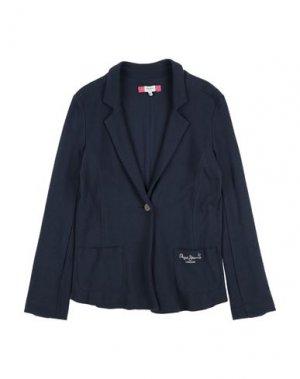 Пиджак PEPE JEANS. Цвет: темно-синий
