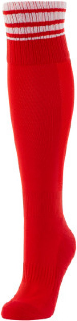 Гетры , размер 39-42 Demix. Цвет: красный