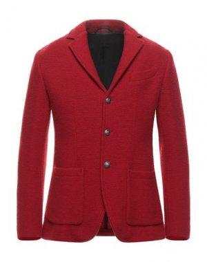 Пиджак BALLANTYNE. Цвет: красный