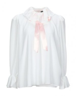 Pубашка COMPAGNIA ITALIANA. Цвет: белый