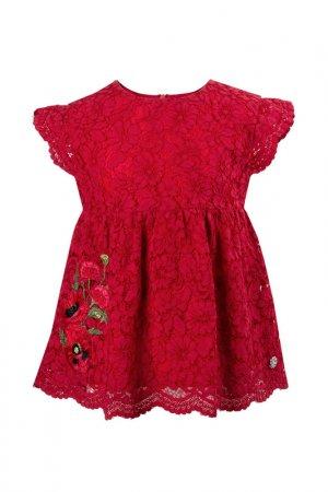 Блузка STEFANIA. Цвет: красный