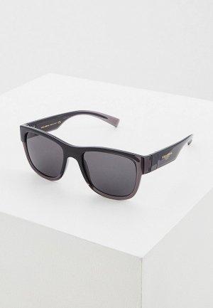 Очки солнцезащитные Dolce&Gabbana DG6132 325787. Цвет: черный