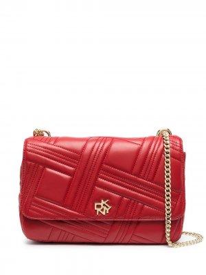 Сумка на плечо Alice DKNY. Цвет: bright red