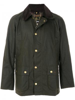 Куртка Ashby Barbour. Цвет: зеленый