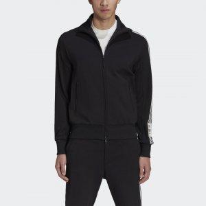 Олимпийка Y-3 Classic by adidas. Цвет: черный