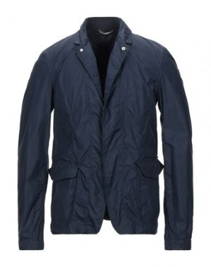 Пиджак 313 TRE UNO. Цвет: темно-синий