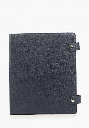 Обложка для документов Cashalots Ring Folder, формат А4. Цвет: синий