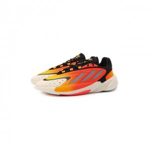 Кроссовки Ozelia adidas Originals. Цвет: оранжевый