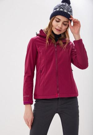 Куртка High Experience Windstopper. Цвет: бордовый