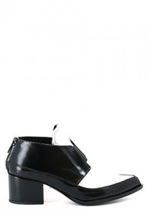 Ботинки McQ. Цвет: черный
